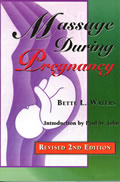 Massage During Pregnancy -second edition book cover